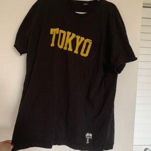 "Stussy Black ""Tokyo"" Shirt"